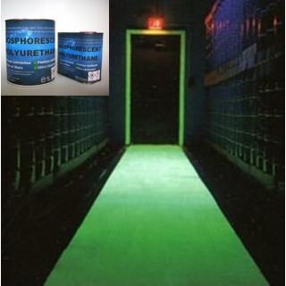 Vernis phosphorescent polyuréthane PHU2K