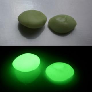 Galet phosphorescent for Peinture phosphorescente exterieur