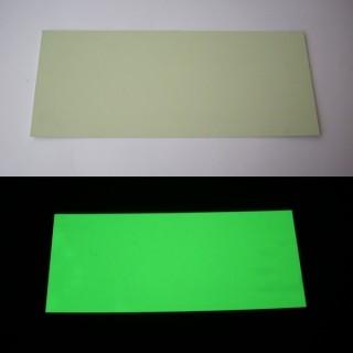 Panneaux PVC photoluminescent découpés vierges