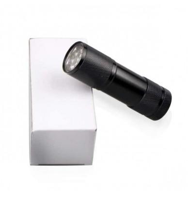 Torche UV lumière noire ultra violette 365nm
