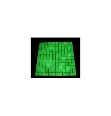 Mosaiques phosphorescentes VERT