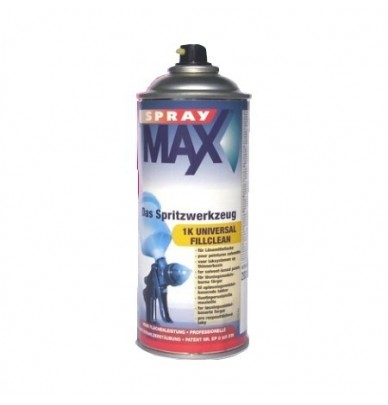 Peinture carrosserie en spray BLANC