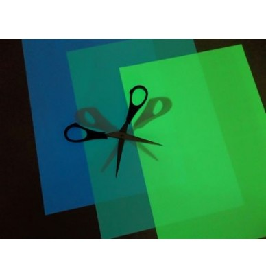 Papier photo phospho