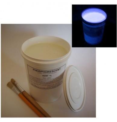 Peinture à l'eau phosphorescente MOONGLO 1L