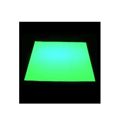 1 Papier photo phosphorescent VERT