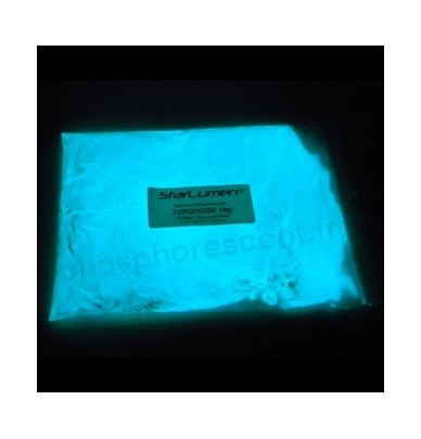 Pigments Photoluminescents TURQUOISE