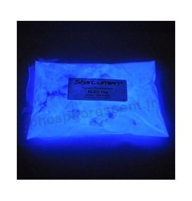 Pigments Photoluminescents BLEU