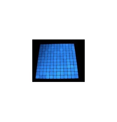 Mosaiques phosphorescentes Bleu