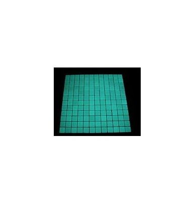 Mosaiques phosphorescentes Turquoise