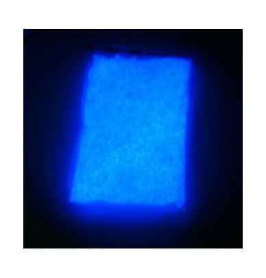 1kg Fragments bleu phosphorescent