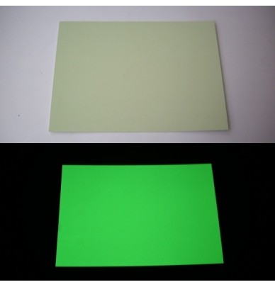 Panneaux PVC photoluminescent