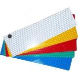 Rouleaux adhésifs réfléchissants HS - 5 couleurs