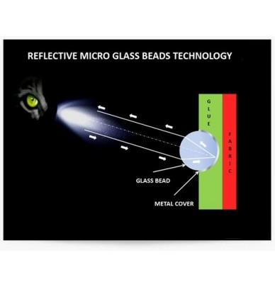 Microbilles de verre réfléchissante