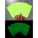 Peinture fluorescence - phosphorescente époxy pour sols intérieurs