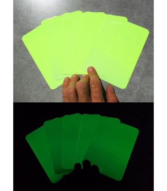 Peinture Fluo Phosphorescente Epoxy Pour Sols Intérieurs Peinture