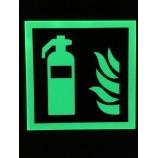Panneau Photoluminescent «Incendie»
