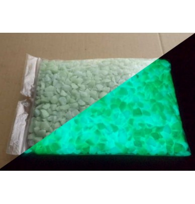 Fragments phosphorescents 1kg - 25kg