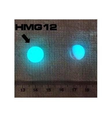 Petites perles phosphorescentes percées - 6mm 8mm 12mm 16mm