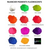 More about Pigments Fluorescents