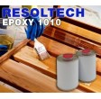 Résine Epoxy à l'eau Resolcoat 1010 multi-usage