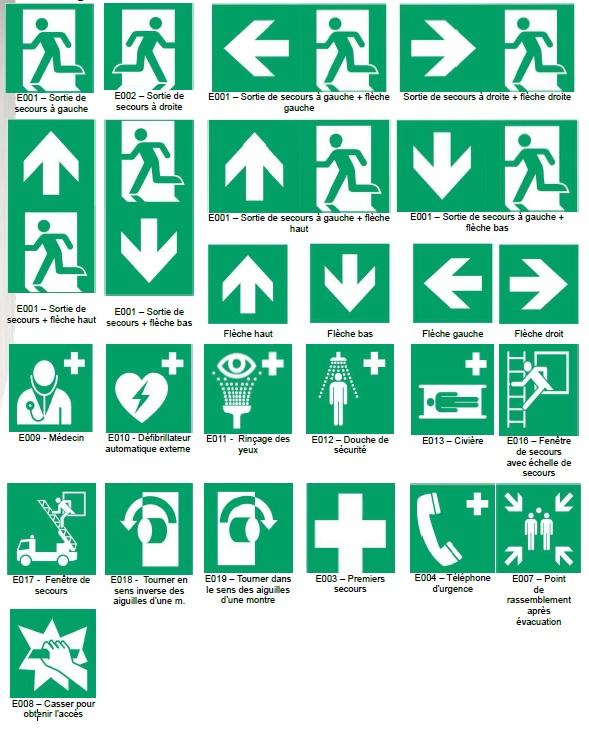 1 - Sauvetage, secours, voies de circulation