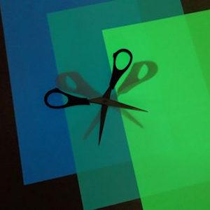 Papier phosphorescent