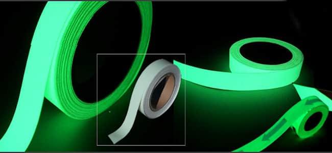Bande phosphorescente