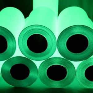 film adhésif phosphorescent